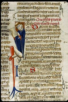 Margin Penis. Keepin it classy monks!  mediumaevum:  Codex Justinianus   (Bologna, 3rd quarter of the 13th century)  Here's something to wake you up. Or put you to ...