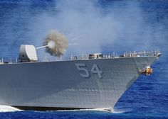 USS CURTIS WILBUR (DDG 54). Plankowner, Gun Weapon System and Harpoon Missile System technician.