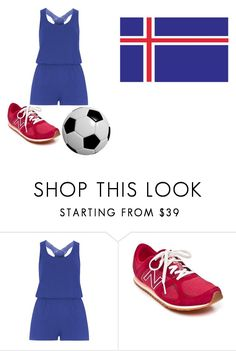 """""""Iceland"""" by norarogers ❤ liked on Polyvore featuring Dorothy Perkins and New Balance"""