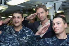 Man Up With Gerard Butler Mens Fitness Article