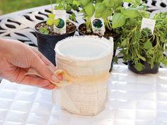 Garden Party Idea