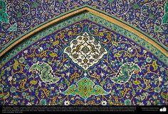 Arte islámico  Azulejos y mosaicos islámicos (Kashi Kari) - 78