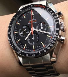 [Omega] Speedy Tuesday Ultraman - [Omega] Speedy Tuesday Ultraman The Effective Pictures We Offer You About watch movies in bed A qu - Fancy Watches, Dream Watches, Stylish Watches, Luxury Watches For Men, Vintage Watches, Cool Watches, Rolex Watches, Omega Watches For Men, Pocket Watches