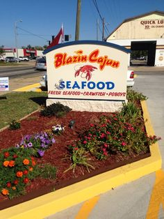 Image result for blazin cajun seafood