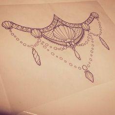 Mermaid tattoo idea More