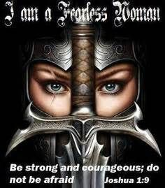 Woman Warrior for God Warrior Women, I Am A Warrior, Warrior Girl, Goddess Warrior, Fantasy Warrior, Spiritual Warrior, Spiritual Warfare, Prayer Warrior, Warrior Quotes