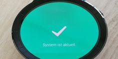 Nächstes Huawei Watch Update wird verteilt [Download] #Downloads #Huawei_Watch #Wear