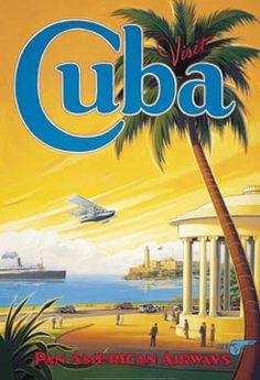 Pan Am, Cuba... mm