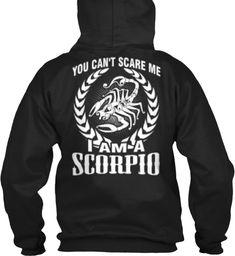 I'm A Scorpio Sweatshirt