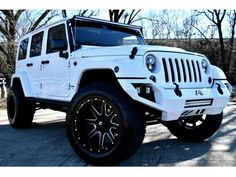 2016 Jeep Wrangler Unlimited Rubicon Sport Utility 4-Door Jeep Wrangler Seat Covers, Jeep Wrangler Interior, Jeep Wrangler For Sale, Jeep Tire Cover, Black Jeep Wrangler, White Jeep Wrangler Unlimited, Jeep Rubicon, Jeep Wrangler Accessories, Jeep Rims