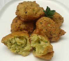 Frittelle di zucchine e ricotta | Oggi si cucina