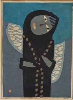 Umetaro Azechi | Japanese woodblock print