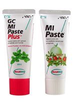 MI Paste is a one-of-a-kind product that restores minerals and helps you produce saliva. It is the only dental product with Recaldent, a special milk-derived protein that is a breakthrough in oral health care in helping to remineralize teeth.