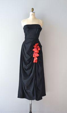 1950s dress   Fred Perlberg dress
