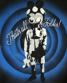 That's All Folks! Spray Paint On Canvas, Spray Painting, Put Your Phone Down, Thats All Folks, Northern Soul, Guerrilla, New Artists, All Things, Stencils
