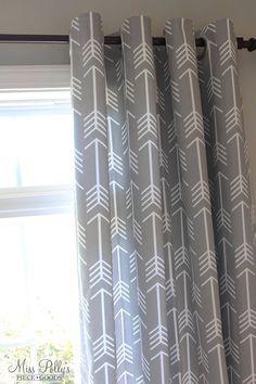 Woodland Nursery Chevron Curtains. 1000+ Ideas About Arrow Nursery On  Pinterest | Aztec Nursery .