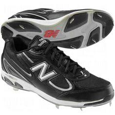New Balance Mens MB1103 Pro Stock Low Mesh Metal Baseball Cleats #NewBalance #Baseball #Pro #Metal #Cleats #BaseballSavings.com