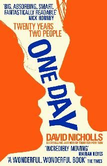 One Day by David Nicholls. One of my absolutely favourites!