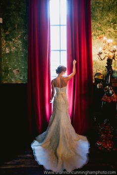 Kelli's Bridal Portraits by Shannon Cunningham Photography at Palazzo Lavaca