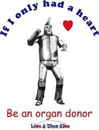 Funny Organ Donation | Organ Donation This Post Is Meant To Give Back! It Felt Great!