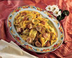 La Cucina Italiana - Ricetta - LASAGNA CON SALSICCE
