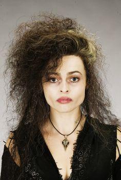 Bellatrix LeStrange Hair and Makeup