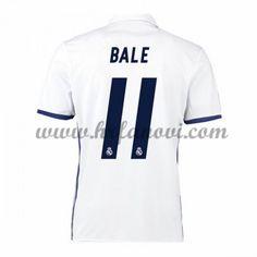 Real Madrid Nogometni Dresovi 2016-17 Bale 11 Domaći Dres Komplet