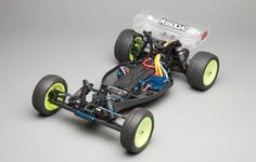 Team Associated B4.2 Factory Team 1:10 2WD Electric Off Road Competition Buggy Car Kit #ASS-9041