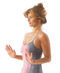Chaturanga practice / alignment