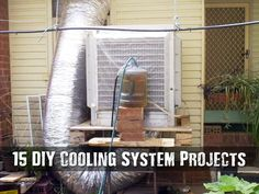 DIY Cooling Systems Projects