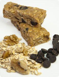 Easy homemade granola bar recipes. No more commercial granola bars!