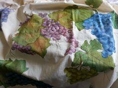 Viñedos Pintura textil