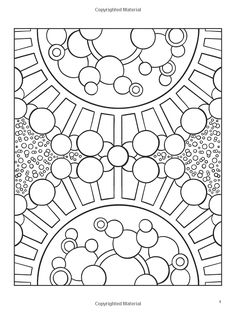 Organic Designs Coloring Book (Dover Coloring Books): Jessica Mazurkiewicz, Coloring Books: 9780486479873: Amazon.com: Books