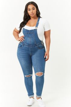7fed9f652af88 22 Best Overalls Plus Size Edition...!!! Cute images in 2017 ...