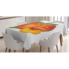 Weight Loss Tips To Make Dieting Easier Room Kitchen, Dining Room, Healthy Dieting, Vegetarian Diets, Juicy Fruit, Table Covers, Peach, Snacks, Green