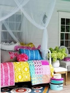 Porch seat