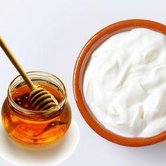 Peeling selber machen: Honig & Quark