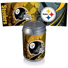Pittsburgh Steelers Mini Can Cooler by Picnic Time