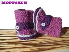 FebruarFun Babystiefel (2) von MOPPSKUH auf DaWanda.com