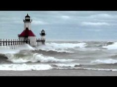 This video shows surfing from all of great lakes and a variety of surf spots such as Stoney Point, Boulders, Sheboygan, and many others. Surf Live, Hurricane Sandy, Great Lakes, Lake Michigan, Bouldering, Lighthouse, Surfing, Waves, Park
