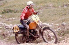 Simson GS - ISDT 1975