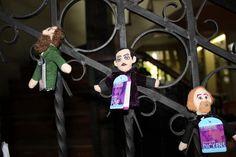 Los padrinos del taller: Charles Dickens, Edgar Allan Poe y Fiodor Dostoievski