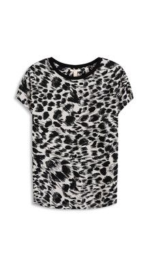 OUTLET animal look print t-shirt