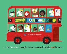 Oon: London with kid