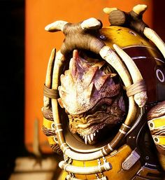 Drack, Mass Effect Andromeda