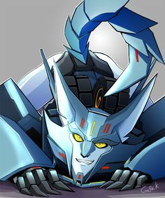 "Cover art of the dojinshi ""Steeljaw reversible!"" - Gufu-Kandagawa"