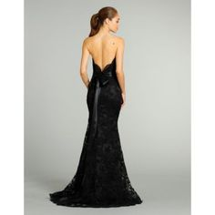 Ten Amazing Black Wedding Dresses.  www.bestbride101.com