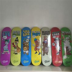 "New arrived Classic PRIVATE series of skateboarding deck made by Canadian Maple size 8"" Better choice for new sk8ers"