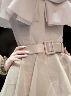 130186:  Christian Dior Haute Couture Fall 2008