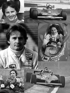 Gilles Villeneuve. ~ http://VIPsAccess.com/luxury/hotel/tickets-package/monaco-grand-prix-reservation.html